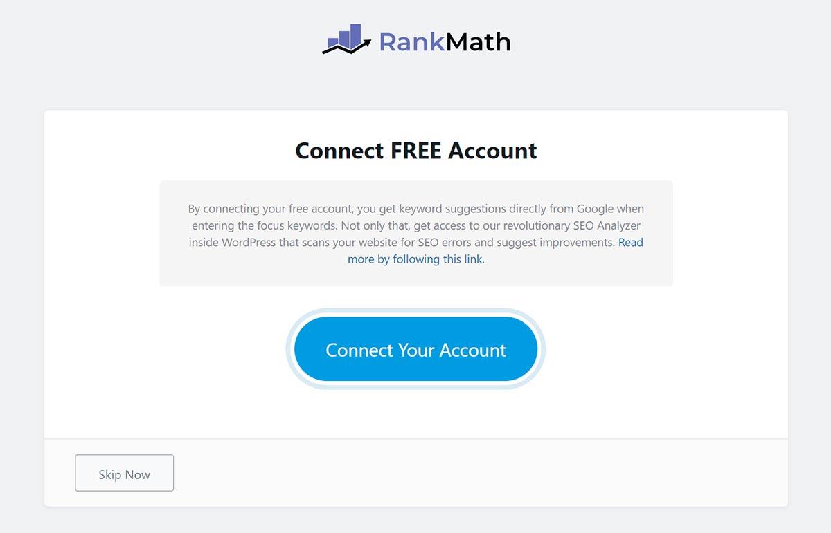 Instalar Rank Math