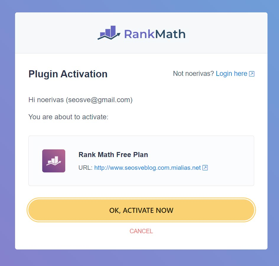 Tutorial Rank Math 2021 ⋆ seosve