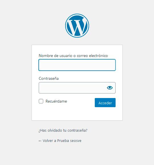 Instalar WordPress en cPanel: Paso 10
