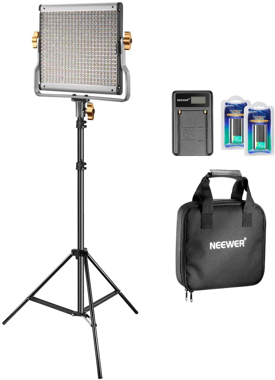 Neewer-Bi-color-LED-480