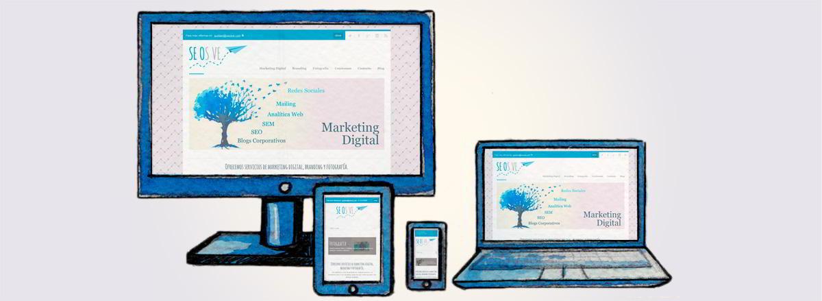 SEO, Diseño web y UX