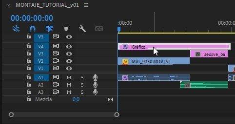 Crear textos y formas en Premiere Pro