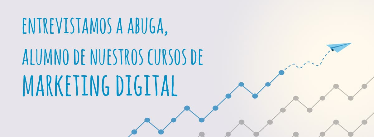 Entrevistamos al ilustrador freelance Abuga, alumno de nuestros cursos de Marketing Digital