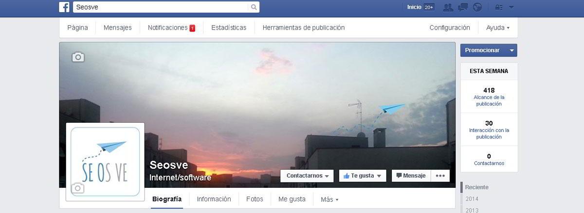 Marketing Digital en Facebook ⋆ seosve