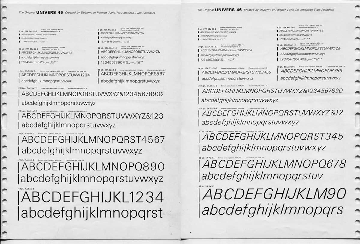 Historia de la tipografía