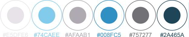 Imagen Corporativa: Colores Corporativos