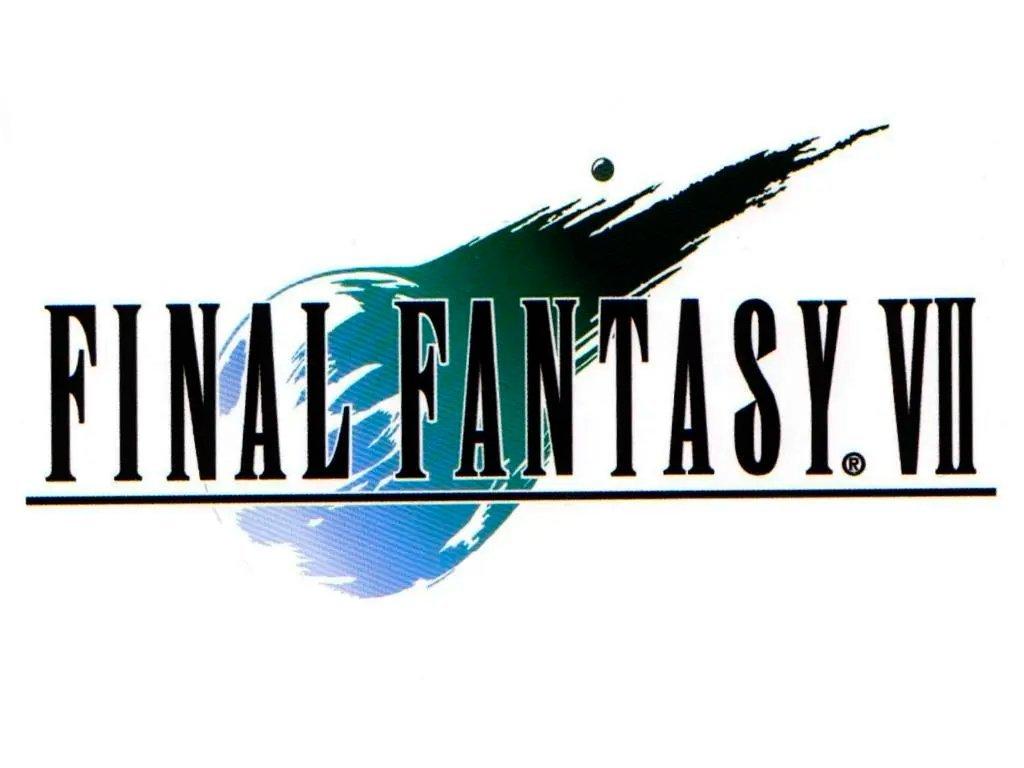 Logotipos y branding: Final Fantasy VII