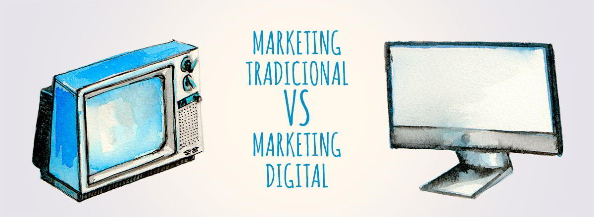 Marketing Tradicional VS Marketing Digital ⋆ seosve