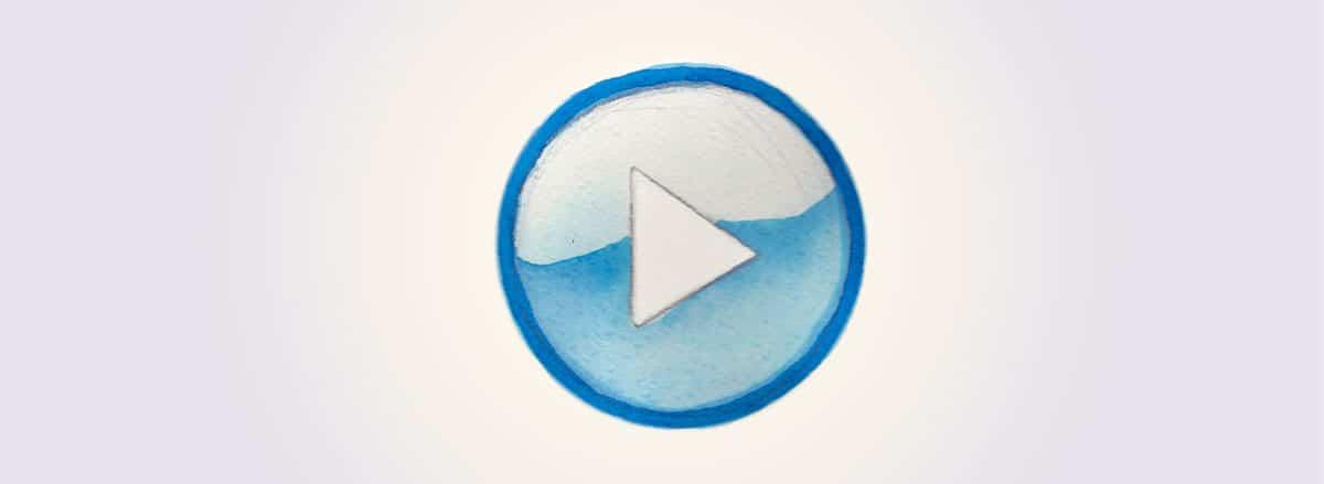 redes sociales y video