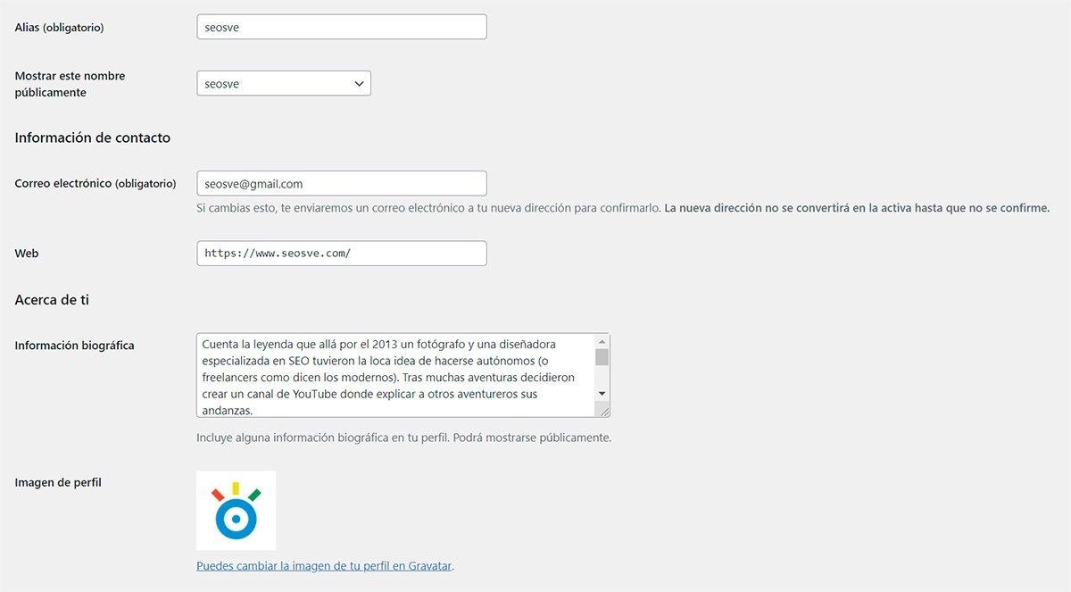 Diseñar un blog en WordPress (con plantilla gratis) ⋆ seosve