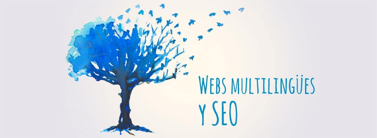 webs multilingues y SEO